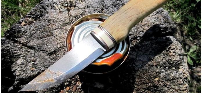 Авторский нож Трояндер, описание, обзор, тест и впечатления от конструкции ножа и его ножен.