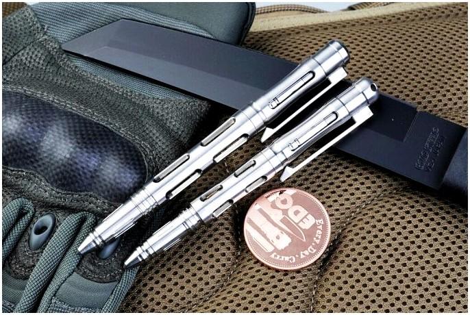 Лучшая тактическая ручка: многофункциональный инструмент для защиты