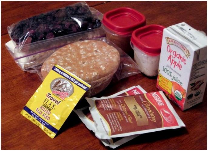 Идеи для рюкзака: как собрать достаточно калорий для поездки