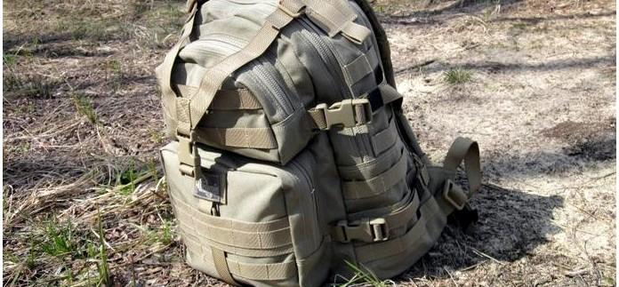 Тактический рюкзак Maxpedition Condor-II Tactical Military Backpack, характеристики, обзор, впечатления.