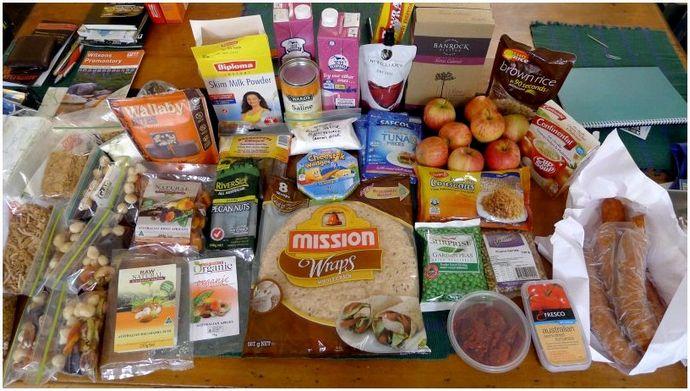 Пищевые подсказки Backpacker: как упаковать еду для следа
