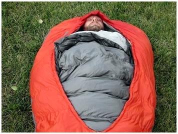 Лучший спальный мешок для холодной погоды: спать спокойно в холодную погоду