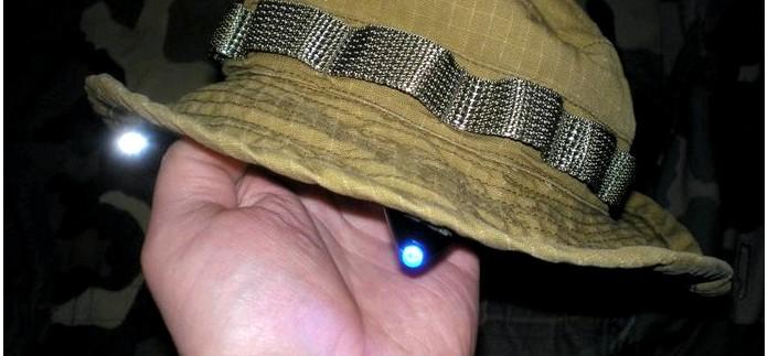 Компактный фонарь Inova LED Microlight, описание, обзор, применение, впечатления после эксплуатации.