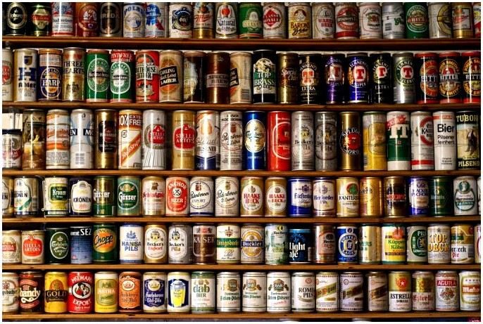 Лучшее консервированное пиво для туристов: питайтесь и веселитесь