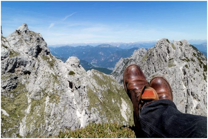 Как выбрать походные ботинки: подходит ли ботинок?