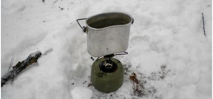 Индивидуальное снаряжение для приготовления и приема пищи при проведении одиночных пеших походов, выбор ножа для похода.