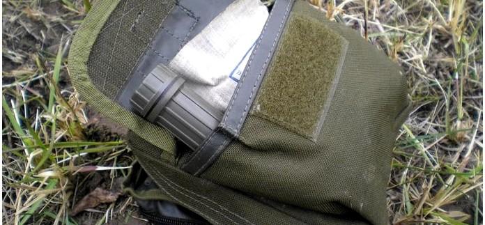 Индивидуальное вспомогательное снаряжение при проведении одиночных пеших походов.