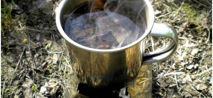 Напитки для походов, черный и зеленый чай, красный чай каркаде и ройбуш, кофе и какао, мате, травяные чаи, компоты и морсы.