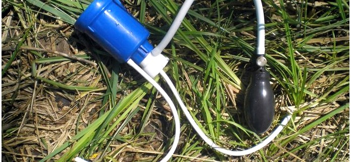 Нестандартное и альтернативное применение походного фильтра Аквафор Универсал для очистки воды в полевых условиях.