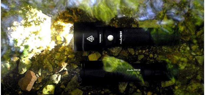 Тактический фонарь Fenix TK21 U2 Special Edition, описание, обзор, тест и впечатления после использования в полевых условиях.