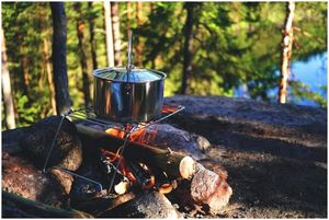 Лучшее оборудование для приготовления пищи для туристов: как эффективно готовить еду на свежем воздухе