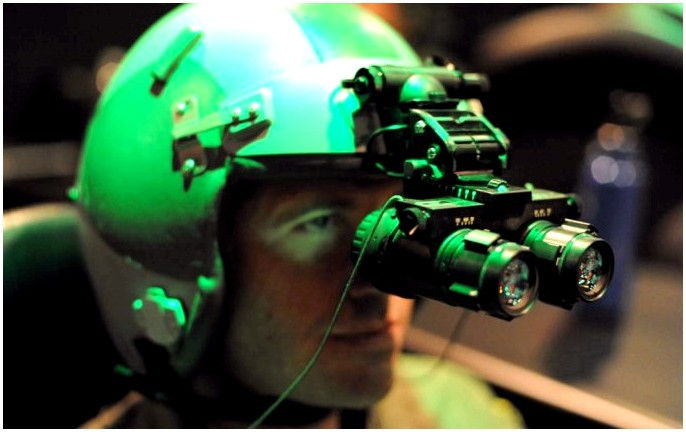 Лучшее оборудование ночного видения: пронзить тьму