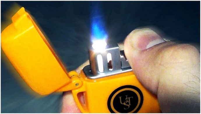 Типы зажигалок: для вашего человека против дикого опыта