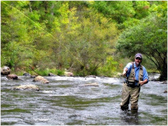 Зацепить: Как ловить форель