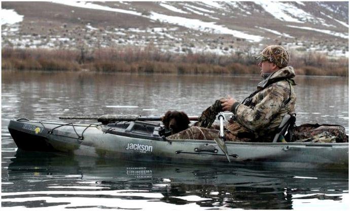 Охота на водоплавающих птиц на байдарке: идите туда, куда не могут пойти другие охотники