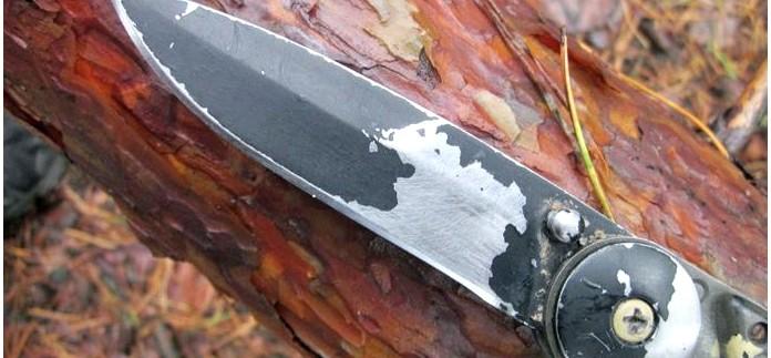 Складной нож Байкер-1, сталь 65х13, производства ООО Кизляр, обзор и общие впечатления после долгой эксплуатации.