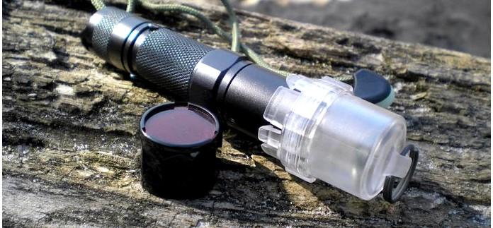 Светодиодный фонарь Fenix LD10 Cree 7090 XP-G R4 LED, характеристики, устройство, обзор и впечатления от использования.