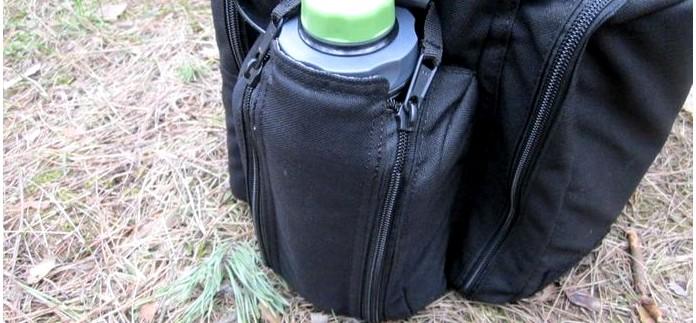 Тактическая сумка 5.11 Tactical Side Trip Briefcase, обзор, устройство, карманы и отделения, впечатления от использования сумки в повседневной деятельности и полевых условиях.