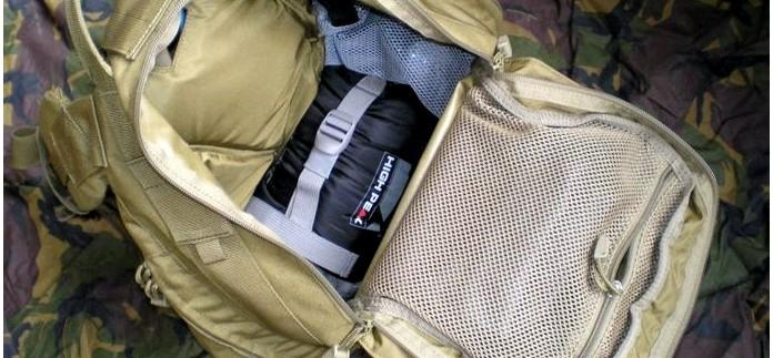 Тактический рюкзак BLACKHAWK Stingray Hydration Pack, устройство, обзор.