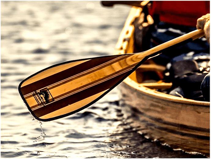 Лучшее весло для каноэ: быстрее размешать