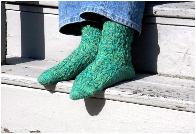 Лучшие теплые носки: передай привет теплым ногам!