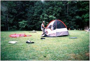 Как построить палатку: пошаговое руководство для начинающих