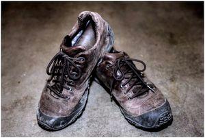 Как починить кожаные походные ботинки: сделать их дольше