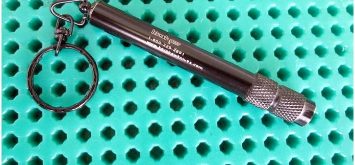 Набор бит Kershaw T-Tool для регулировки, разборки и сборки складных ножей Kershaw, Zero Tolerance и других производителей, обзор.