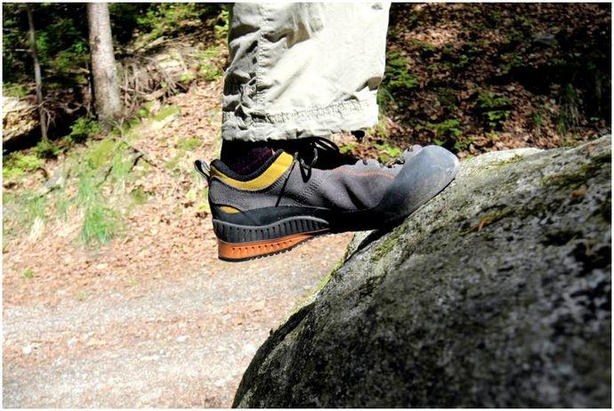 Лучший подход обувь: сцепление