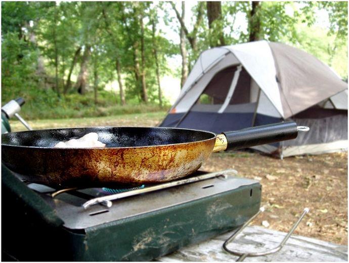 Лучшие рецепты кемпинга: на ужин в The Wilderness