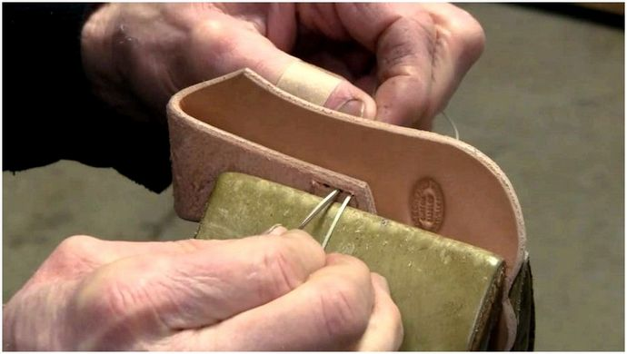 Как сделать ножны ножа: пошаговое руководство для начинающих