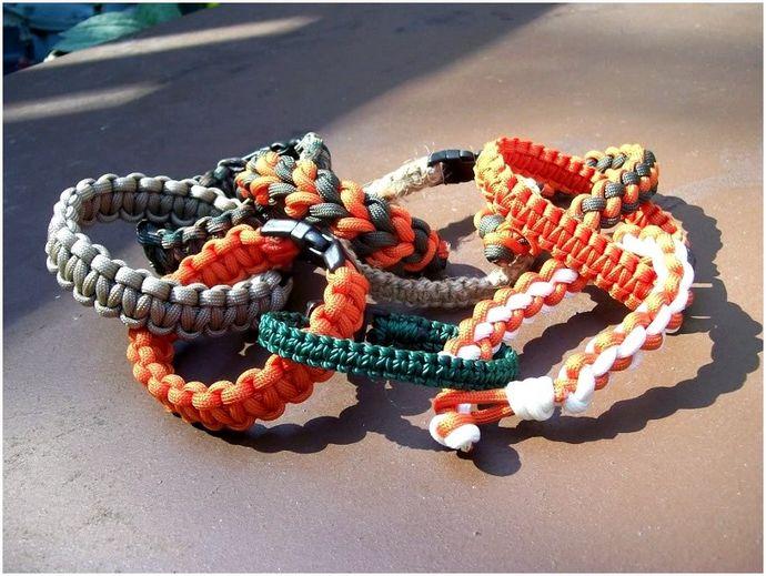 Как сделать браслет из паракорда: просто, элегантно и удивительно полезно