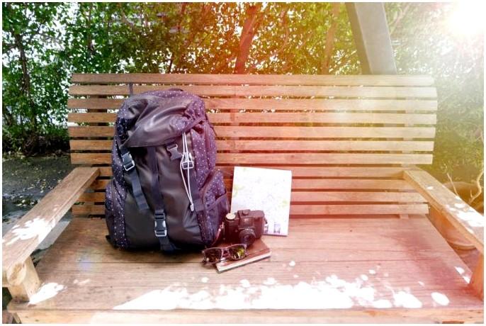 Как сделать рюкзак водонепроницаемым: держать его сухим и красивым
