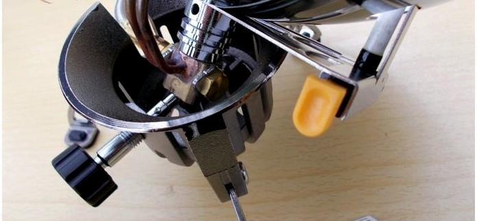 Инфракрасный газовый обогреватель Kovea Fireball KH-0710 для палатки или автомобиля, характеристики, устройство, рабочие качества, обзор.