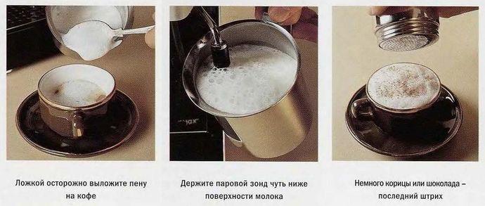 Как приготовить эспрессо и капучино, виды эспрессо, особенности, правила и способы приготовления, выбор кофе для эспрессо и капучино, основные типы эспрессо-машин.
