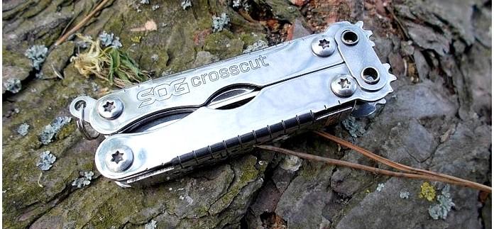 Мультитул SOG CrossCut 2.0 с мощными ножницами, впечатления от инструментов мультитула, их рабочие качества, обзор.