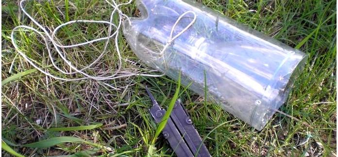 Простейшие ловушки для рыб, самодельная ловушка для рыб из бутылки своими руками при выживании в экстремальных условиях.