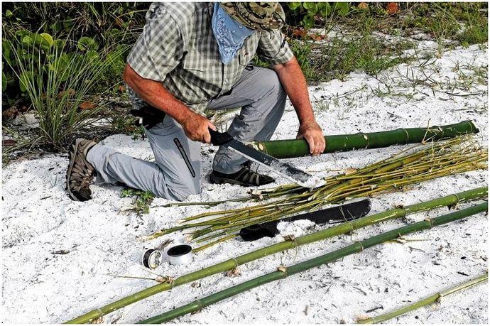 Выживание Рыбалка: рыбалка в чрезвычайных ситуациях