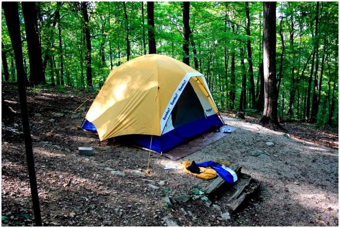 Как опечатать палатку: проще, чем кажется