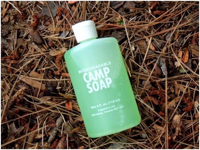 Лучшее биоразлагаемое мыло: помой его