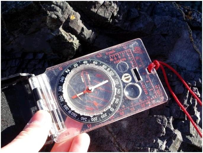 Лучший компас: никогда не теряйся в пустыне