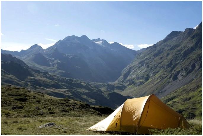 Только лучшая палатка: согревайтесь и оставайтесь легкими