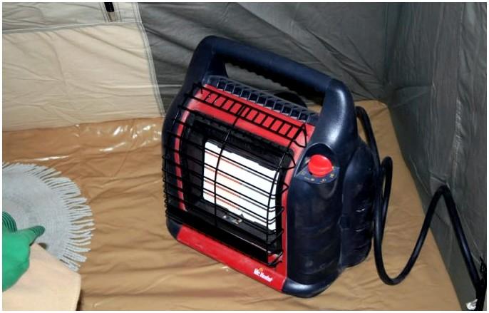 Лучший обогреватель для палаток: это не просто горячий воздух