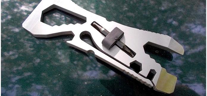 Многофункциональный инструмент Leatherman Piranha 2, устройство, особенности, применение инструмента, обзор.