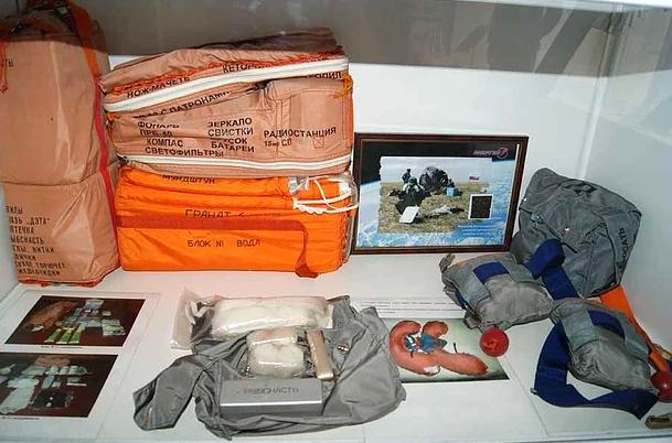 Пищевая группа носимого аварийного запаса НАЗ Гранат-6, ее недостатки, разработка дополнительных модулей питания серии Экспедиция.
