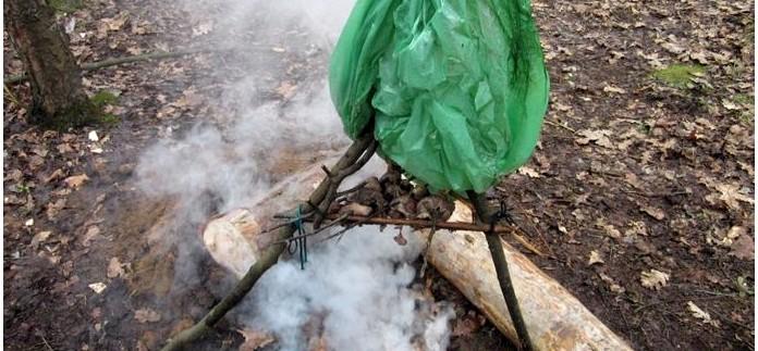 Подготовка и проведение копчения мяса в полевых условиях, преимущества и недостатки горячего и холодного способа копчения мяса.