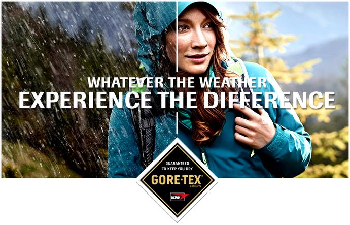 Что такое Gore-Tex®: когда и где вы можете его использовать