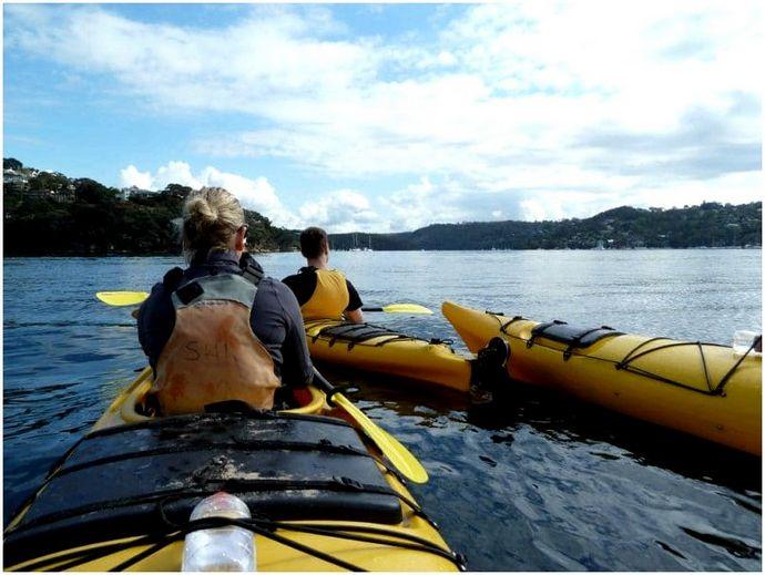 Kayak vs. Canoe: советы по водным лыжам и как выбирать между двумя