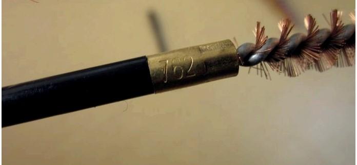 Набор для чистки и смазки оружия калибра 7,62 мм, .30, .308 в походных и полевых условиях, ABKT TAC 7.62 mm Gun Cleaning Kit, обзор.