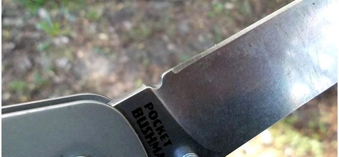 Складной нож Cold Steel Pocket Bushman, характеристики, устройство, впечатления от использования, обзор.